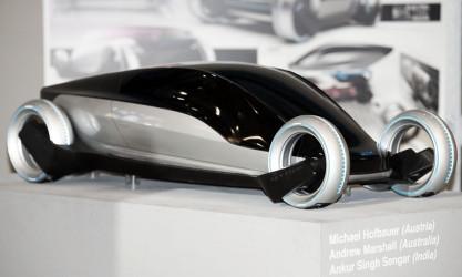 Audi Quantum SPD